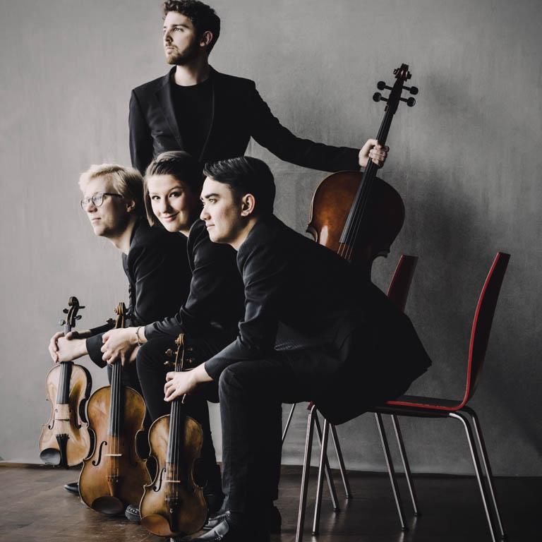 Marmen Quartett (@ Marco Borggreve)
