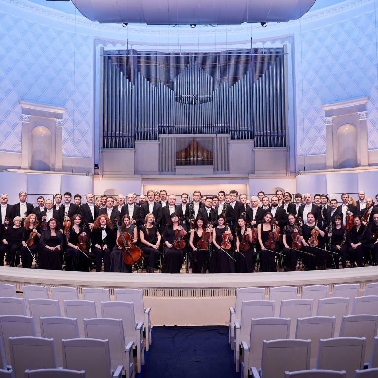 Russian National Orchestra (© Sergei Demidov)