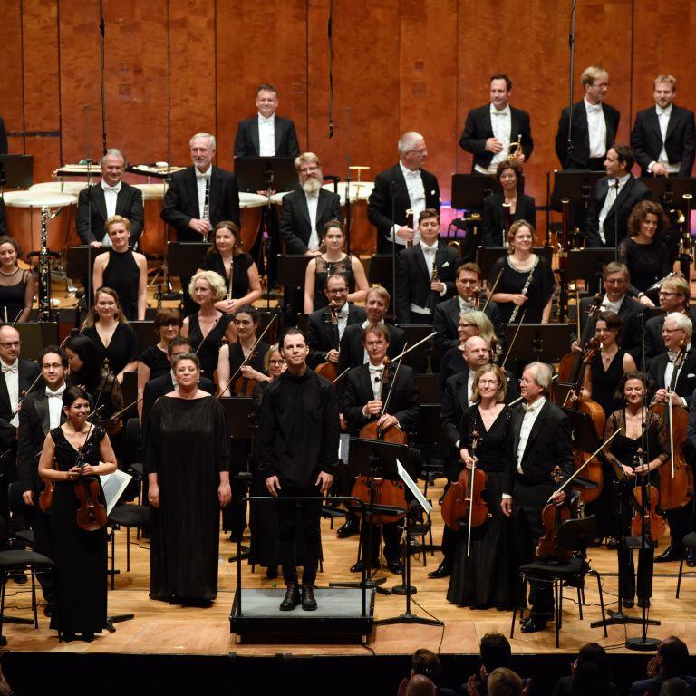 SWR Sinfonieorchester Stuttgart (© Matthias Creutziger)